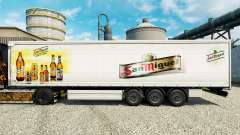 Skin San Miguel for semi-trailers