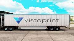 Skin Vistaprint extended trailer