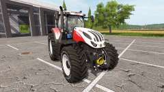 Steyr Terrus 6270 CVT ecotec v1.5 for Farming Simulator 2017