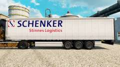 Skin Schenker Stinnes Logistics for trailers