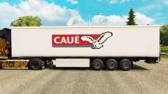 Skin Caue for trailers for Euro Truck Simulator 2