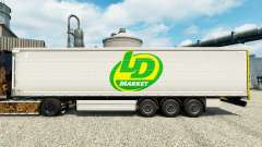Skin LD Market for trailers