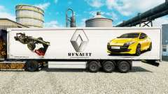 Skin Renault F1 Team for the semi