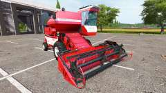 Rostselmash SK-5МЭ-1 Niva-Effect red for Farming Simulator 2017