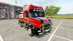Scania T164 fuel for Farming Simulator 2017