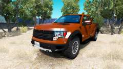 Ford F-150 SVT Raptor v1.5 for American Truck Simulator