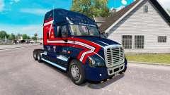 Скин Cargo Transporters на Freightliner Cascadia