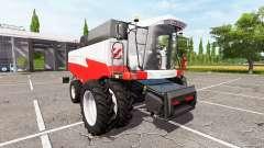 Rostselmash ACROS 595 Plus v1.1 for Farming Simulator 2017
