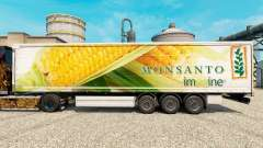 Skin Roundup Ready on semi for Euro Truck Simulator 2
