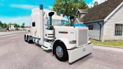 Swift skin for the truck Peterbilt 389