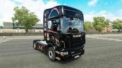 Skin Crasy Trans Logistic v2.0 truck Scania