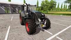 Fendt 948 Vario black edition v1.4 for Farming Simulator 2017