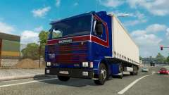 A collection of truck transportation to traffic v1.5 for Euro Truck Simulator 2