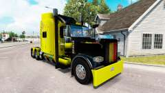 Vanderoel skin for the truck Peterbilt 389