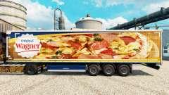 Skin for Wagner semi for Euro Truck Simulator 2