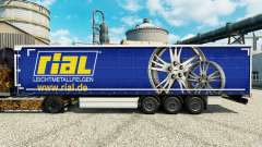 Skin Rial to trailers