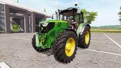 John Deere 6115M for Farming Simulator 2017