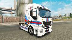 Martini Racing skin for Iveco tractor unit