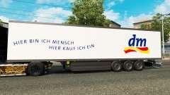 Semitrailer refrigerator Schmitz DM Drugstore