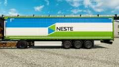 Neste skin for trailers