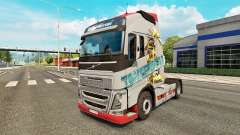 Transformers skin for Volvo truck