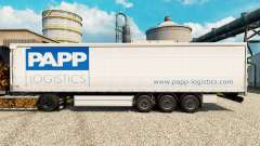 Skin Papp Logistics for trailers