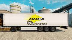 Onca Transportes skin for trailers