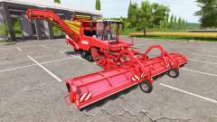 Grimme Tectron 415 for Farming Simulator 2017
