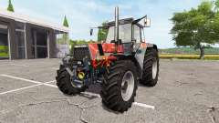 Deutz-Fahr AgroStar 6.61 racing