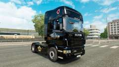Skin Euro Truck Simulator for truck Scania
