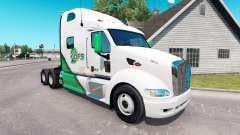 Skin DFS truck tractor Peterbilt 387