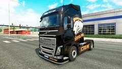Skin Virtus.pro for Volvo truck