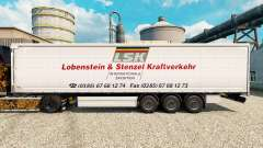 Skin LSK to trailers
