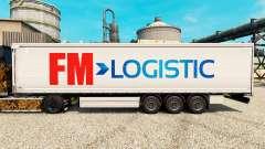 Skin FM Logistic in the semi
