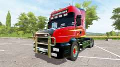 Scania T164 three-axle for Farming Simulator 2017