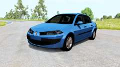 Renault Megane 2006 for BeamNG Drive
