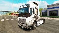 Sexy Fantasy skin for Volvo truck