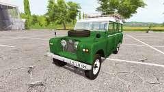 Land Rover Series IIa Station Wagon 1965 v2.0