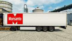 Skin Monsanto Roundup for trailers for Euro Truck Simulator 2