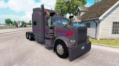 Skin Koliha Trucking for the truck Peterbilt 389