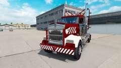 Kenworth W900 Day Cab Heavy Duty