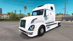 Epes Transport skin for Volvo truck VNL 670