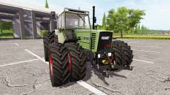 Fendt Farmer 312 LSA Turbomatik v1.0.1