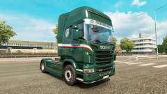 Wallenborn skin for Scania truck