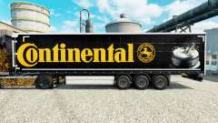 Skin Continental for semi-trailers