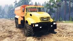 KrAZ-65032 for Spin Tires