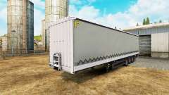 Curtain semi-trailer Schmitz Cargobull