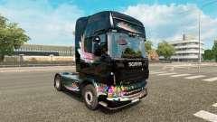 FDT skin for Renault Magnum tractor unit