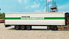 Schaumberger Spedition skin for trailers