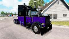 Skin Chopped 93 for the truck Peterbilt 389